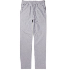 Hamilton and Hare Brushed-Cotton Pyjama Trousers
