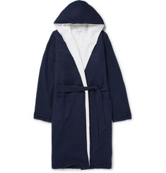 Hamilton and Hare - Cotton-Terry Hooded Robe