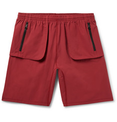 Everest Isles Caldera Long-Length Stretch-Shell Swim Shorts
