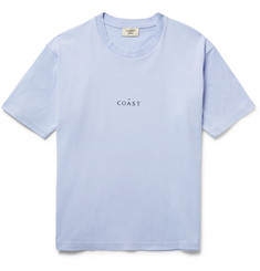 Everest Isles Coast Printed Cotton-Jersey T-Shirt