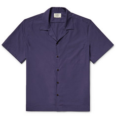 Everest Isles Camp-Collar Woven Shirt