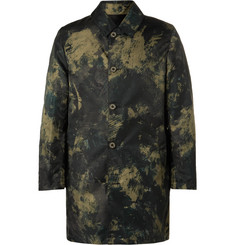 Mackintosh - Slim-Fit Reversible Camouflage-Print Nylon Coat
