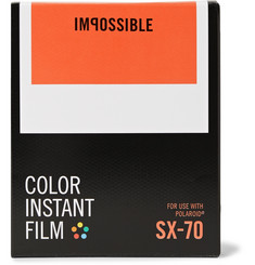 impossible Project - Polaroid SX-70 Color Instant Film