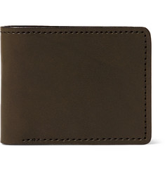 Filson Leather Billfold Wallet