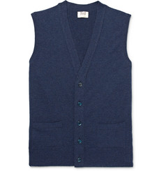 William Lockie - Oxton Slim-Fit Cashmere Sweater Vest