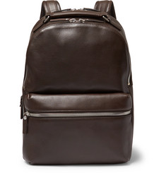 Shinola - Runwell Leather Backpack
