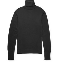 Officine Generale - Nina Slim-Fit Merino Wool Rollneck Sweater