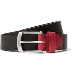 Oliver Spencer - 3cm Black Manor Leather Belt