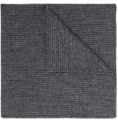 Oliver Spencer - Mélange Cotton Pocket Square