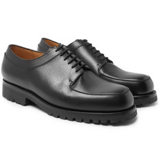 J.M. Weston - Plateau Full-Grain Leather Derby Shoes