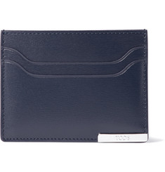 Tod's - Full-Grain Leather Cardholder