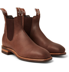 R.M.Williams - Comfort Craftsman Nubuck Chelsea Boots