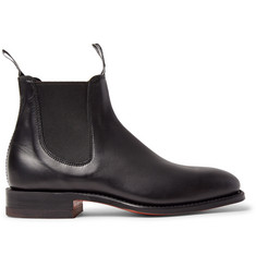 R.M.Williams Craftsman Leather Chelsea Boots