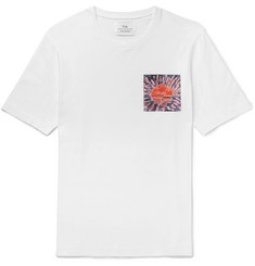 Folk + Goss Brothers Setting Sun Printed Cotton-Jersey T-Shirt
