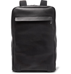 Brooks England Pickzip Leather Backpack