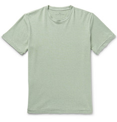 The Lost Explorer - Slub Hemp and Cotton-Blend Jersey T-Shirt