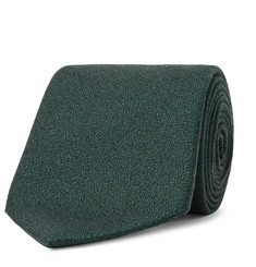 Charvet - 8.5cm Silk and Wool-Blend Tie