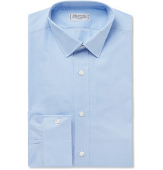 Charvet - Gingham Cotton Shirt