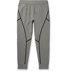 Under Armour Sportswear Tapered Water-Resistant Stretch-Jersey Sweatpants
