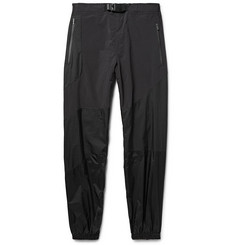 Under Armour Sportswear Slim-Fit Tapered Ripstop-Panelled Shell Sweatpants