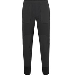 Under Armour Sportswear Pivot Slim-Fit Tapered Stretch-Shell Sweatpants