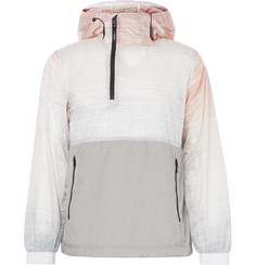 Under Armour Sportswear Textured-Shell Hooded Jacket