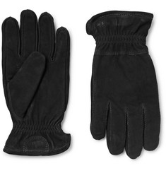 Hestra Ymer Fleece-Lined Nubuck Gloves