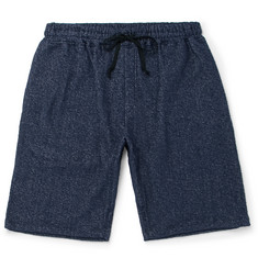 Secondskin - Cotton-Blend Terry Shorts