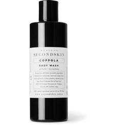 Secondskin Coppola Body Wash, 250ml