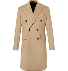 Hardy Amies - Double-Breasted Cashmere Coat