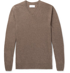 Hardy Amies - Mélange Cashmere Sweater