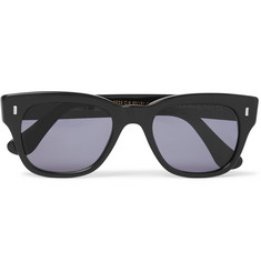 Cutler and Gross - Square-Frame Acetate Sunglasses