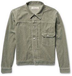 Remi Relief Cotton-Blend Corduroy Jacket