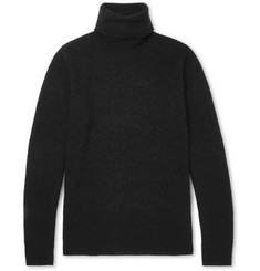 Beams Plus Slim-Fit Knitted Rollneck Sweater