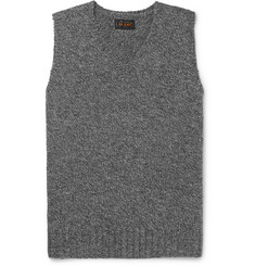 Beams Plus Shetland Wool Sweater Vest