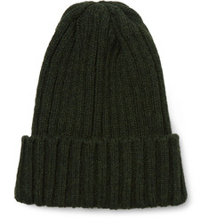 Beams Plus - Ribbed Wool Beanie
