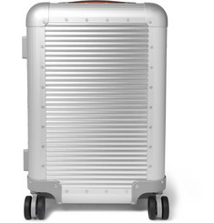 Fabbrica Pelletterie Milano Spinner 55cm Aluminium Carry-On Suitcase
