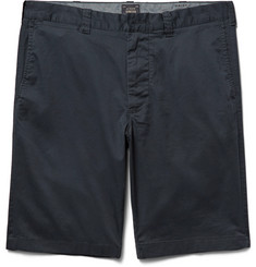 J.Crew Stretch-Cotton Twill Shorts