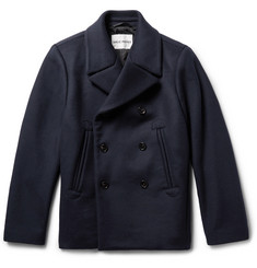 SALLE PRIVÉE Felix Virgin Wool-Blend Peacoat