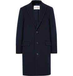SALLE PRIVÉE - Gilles Slim-Fit Wool-Blend Overcoat