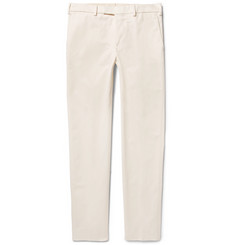 SALLE PRIVÉE - Gehry Stretch-Cotton Twill Chinos