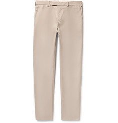 86a1f7abc6a SALLE PRIVÉE Gehry Slim-Fit Stretch-Cotton Twill Chinos