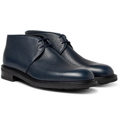John Lobb - Grove Full-Grain Leather Chukka Boots