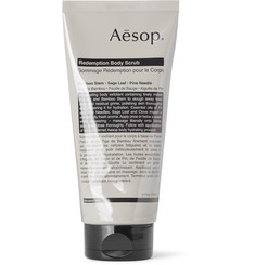 이솝 리뎀션 바디 스크럽 Aesop Redemption Body Scrub, 180ml,Colorless
