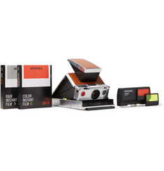 impossible Project Polaroid SX-70 Camera Set