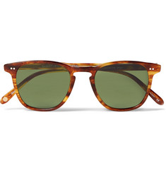 Garrett Leight California Optical - Brooks 47 D-Frame Tortoiseshell Acetate Polarised Sunglasses