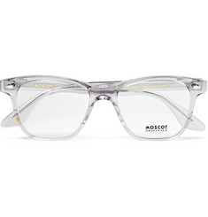 Moscot Zoftik Square-Frame Acetate Optical Glasses