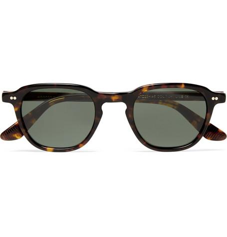 99ad6cc734ad billik-round-frame-tortoiseshell-acetate-sunglasses by moscot