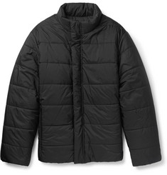 A.P.C. - + Louis W Quilted Shell Jacket