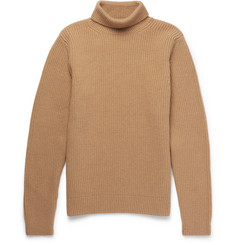 A.P.C. Wool and Cashmere-Blend Rollneck Sweater